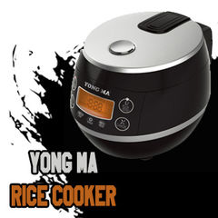 UNDIAN RICE COOKER DIGITAL YONG MA !