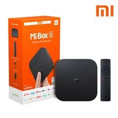 Xiaomi Mi Box S 4k - Android Tv Box - English Version