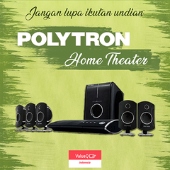 UNDIAN HOME THEATER POLYTRON !