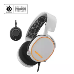 Steelseries Arctis 5 2019 Edition Gaming Headset - Headphone Gaming