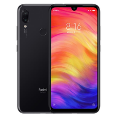 Xiaomi Redmi Note 7 6.3 black 4GB+64GB