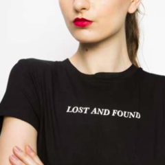 Cottonink Lost and Found T-Shirt