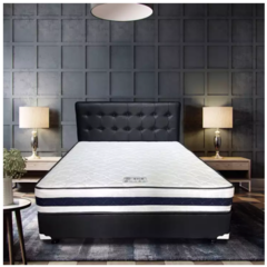Best Winchester Gold Bonnel Springbed Hanya Kasur uk 160x200