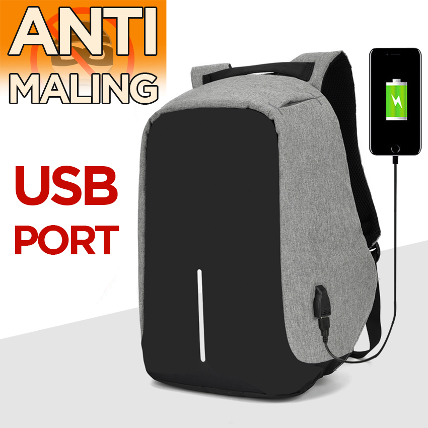 GIVEAWAY TAS RANSEL ANTI MALING! photo8