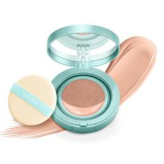 WARDAH Exclusive Flawless Cover Cushion - Foundation - BB Cushion