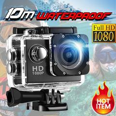 【COD】   Sport Action Camera Gopro Full HD 1080p+Waterproof up to 30m