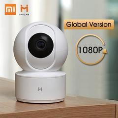 [2019 NEW Global Version] Xiaomi Mijia IMILAB CCTV Camera 360 Degree 1080P Wireless Home Security Upgraded Night Vision HD Baby Monitor IPCamera