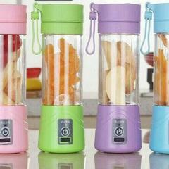 Shake and Go Blender Portable Rechargeable