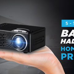 BAGI BAGI GRATIS HOME MINI PROJECTOR