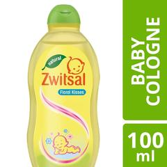 Zwitsal Baby Cologne Classic Fresh Floral - 100mL