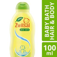 Zwitsal Baby Bath Natural 2-in-1 Hair&Body 100ml