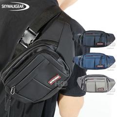 Skywalkgear ORIGINAL Tas Pinggang Import Bahan Anti Air - Phoenix - NEW Waist Bag WaterProof Pria/Wanita