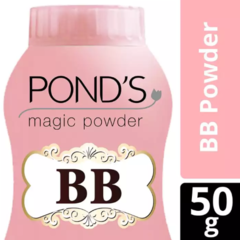 Ponds Magic BB Powder Talcum Magic 50G