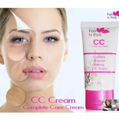 CC cream fair and pink / fair n pink bedak CC Cream