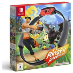 RINGFIT RING FIT ADVENTURE NINTENDO SWITCH
