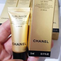PROMO Chanel Sublimage Le Teint Foundation 5ml 20 BEIGE - ginYxwyx