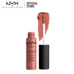 NYX Professional Makeup Soft Matte Lip Cream Lipstick Make Up - Lipstik Cair Dengan Hasil Matte