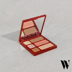 WCKD Liberty Face Pallete - 01 Light Neutrals
