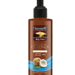 Herborist Body Lotion Coconut - Dengan Extra Whitening - 145ml