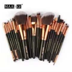 MAANGE 22Pcs Brush Make Up Set Lengkap Kuas Make Up 1 Set Murah