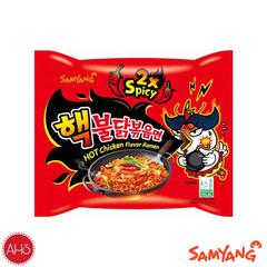 Samyang Hot Chicken 2x Spicy Nuclear 140g