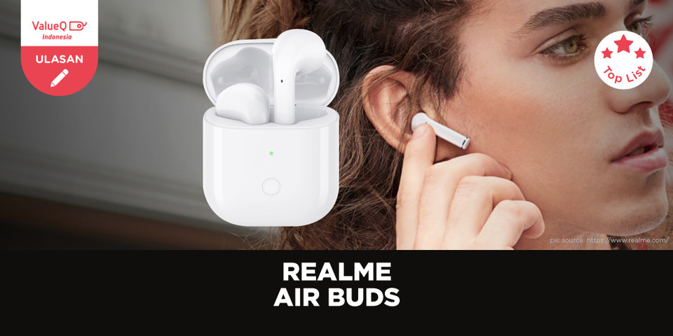 Realme Earbuds Air Review
