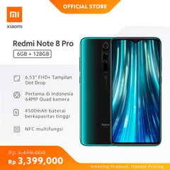 XIAOMI Redmi Note 8 Pro [6/128GB] - Forest Green