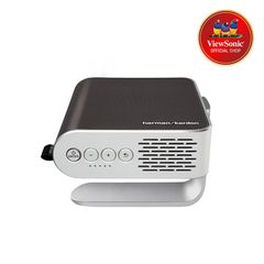 ViewSonic M1+ Ultra-Portable Wireless LED Projector | Dual Harman Kardon Speakers