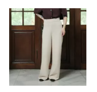 Avgal Beige Finn Long Pants