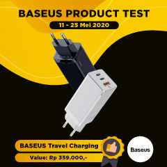 Test & Review: Baseus Travel Charging Quick Charge 65W