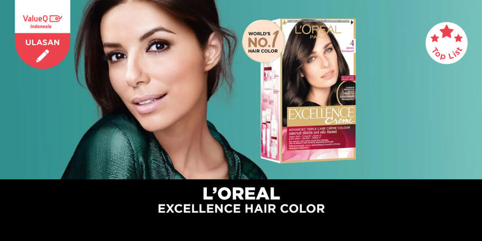 L'Oreal Excellence Hair Color