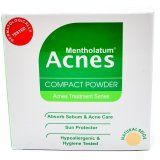 Acnes Compact Powder - Natural Beige