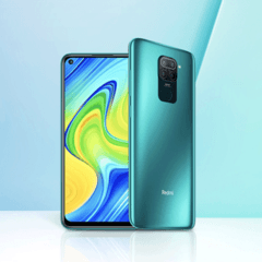 "Xiaomi Redmi Note 9 PRO Ram 8/128GB Garansi Resmi 1 Tahun, Qualcomm Sanpdgragon 725G, IPS LCD 6.67"", Quad Kamera 64+8+5+2MP dan Selifie 16MP, Battery 5020Mah"