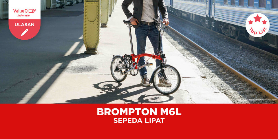REVIEW BROMPTON M6L RAW LACQUER!