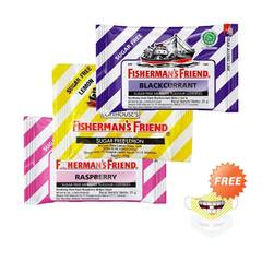 Fisherman 'S Friend Permen 25G (21 Permen)-Mint