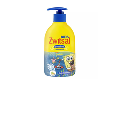 Zwitsal Kids Bubble Bath Blue Clean & Fresh Refill 250ml
