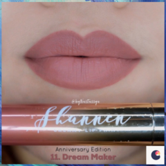 Shannen Lipstik lipstick Lip Paint No 11 Dream Maker spesial limitid edition Original