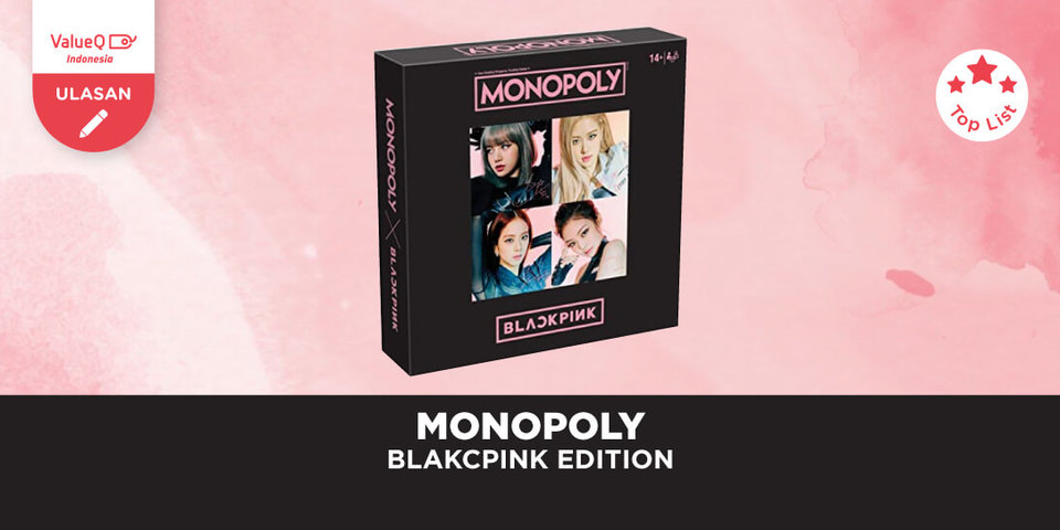 Review Singkat Monopoly Blackpink