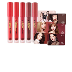 Etude House Matte Chic Lip Lacquer Red Velvet